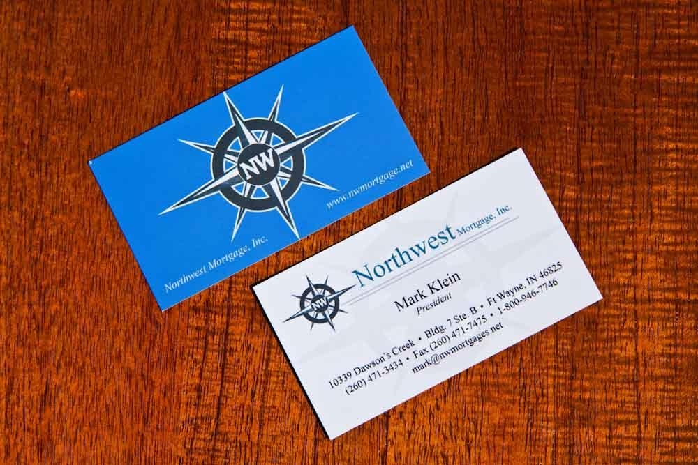Rebranded Business Cards