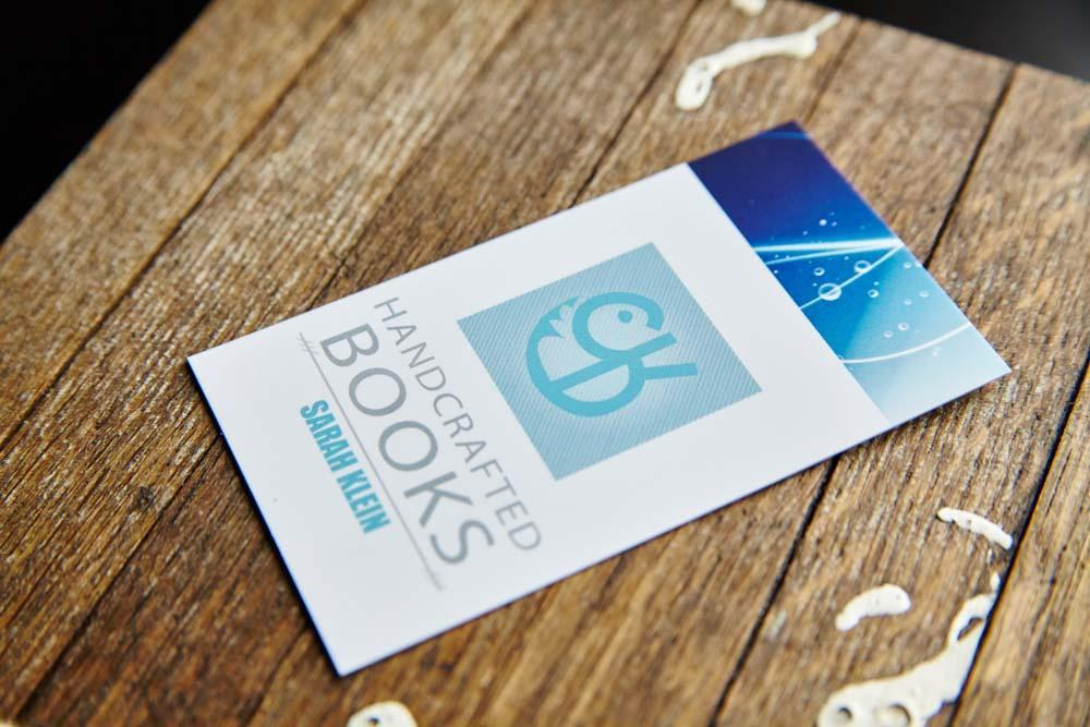 Business card Front Detail