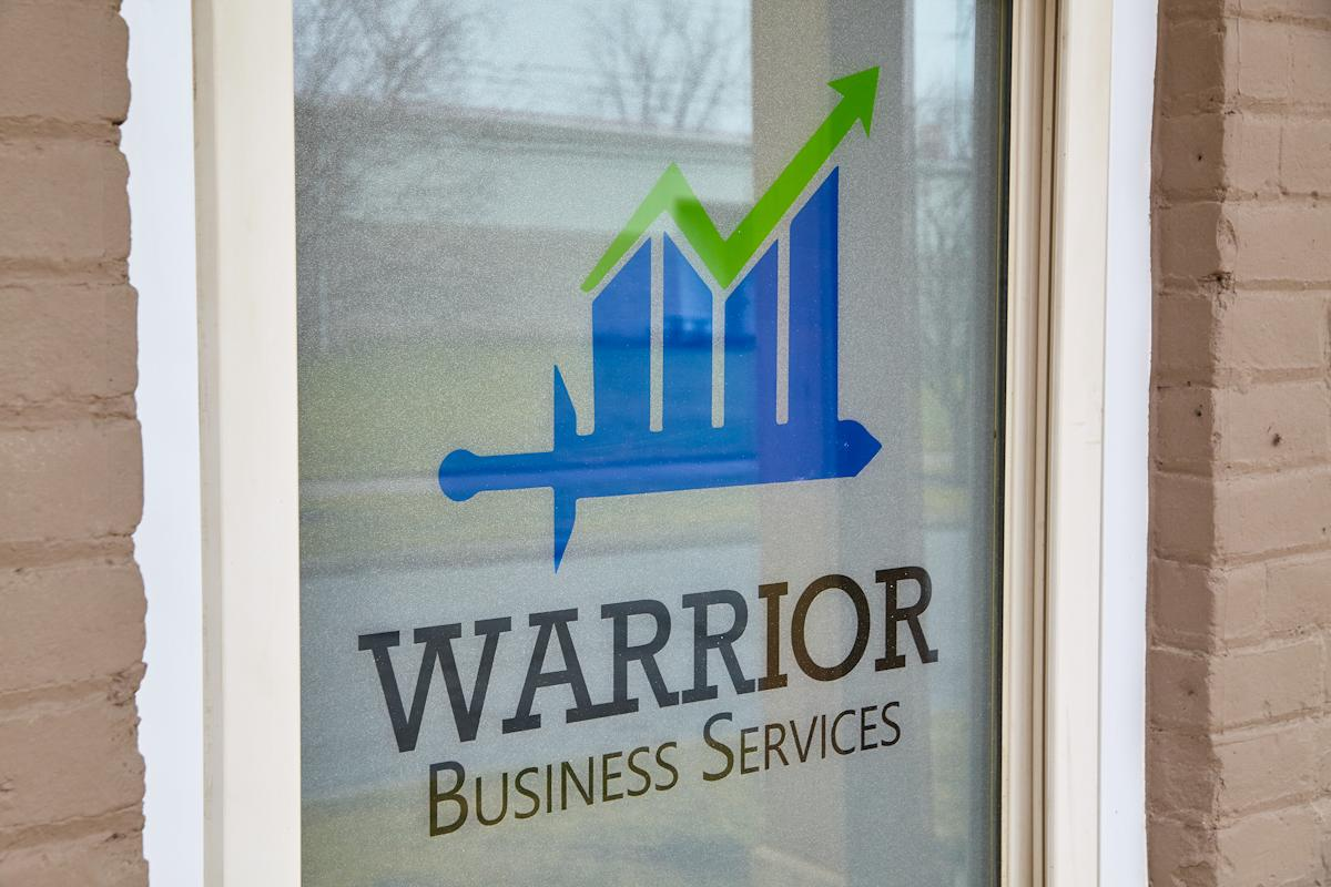 Warrior Business Services Logo