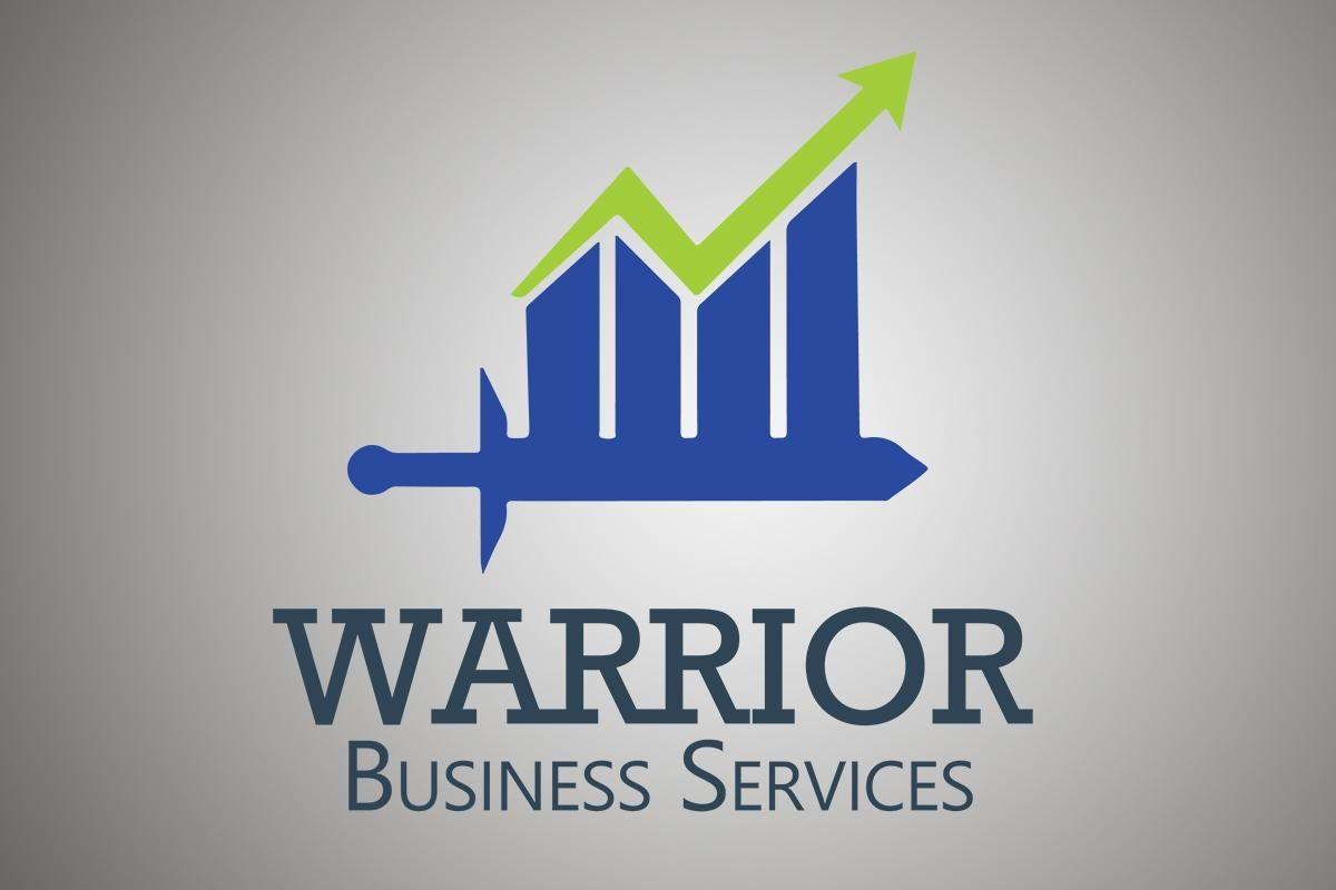 2017 01 In Warrior Business Services Logo 03